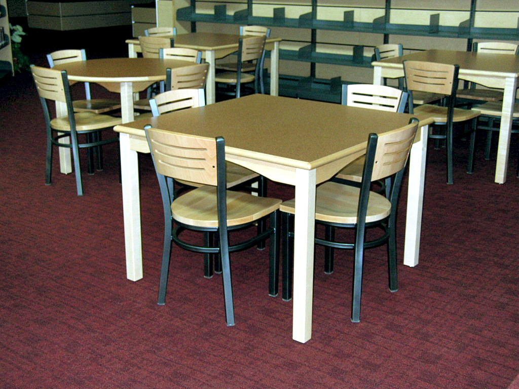 Library Study Carrels Tables Library Furniture Panels Felling
