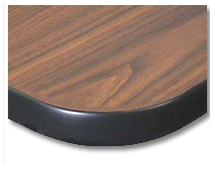 Solid Surface Table Bases Finishes Wood Edging Laminate ...
