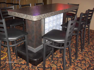 Stand Up Bar Timberlodge Steakhouse